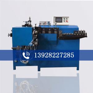 打圈对焊一体机 自动打圈机对焊 数控打圈对焊一体成型焊接